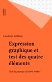 Lefebure - Expression graphique et test des quatre éléments - Test du paysage d'André Arthus.