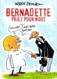 Lefred-Thouron - Bernadette priez pour nous.