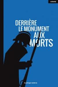 Lefred-Thouron et Bettina Egger - Derrière le monument aux morts.