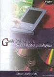 Legiteam - Guide des Revues & CD-Roms juridiques.