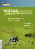 Legiteam - Guide des sites Internet - Indispensables aux juristes.