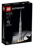 LEGO FRANCE - Burj Khalifa - Lego Architecture