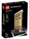 LEGO FRANCE - Flatiron Building - Lego Architecture
