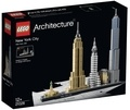 LEGO FRANCE - New York - Lego Architecture