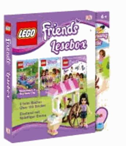 LEGO Friends Lesebox.