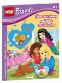 LEGO Friends. Überraschung auf dem Dachboden.