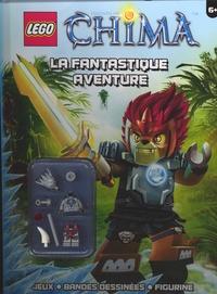Lego - La fantastique aventure.