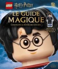 Lego et Mark Searle - Le guide magique Lego Harry Potter - Construire le monde des sorciers - Avec 1 figurine exclusive Tom Jedusor.