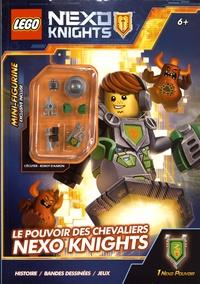Lego - Le pouvoir des chevaliers Nexo Knights.