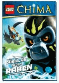 LEGO Legends of Chima: Gorillas gegen Raben.