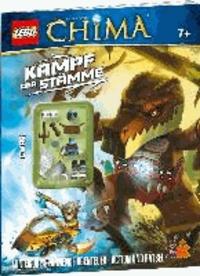 LEGO Legends of Chima. Kampf der Stämme.