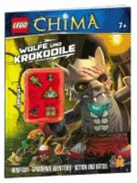 LEGO Legends of Chima. Wölfe und Krokodile.