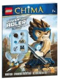 LEGO Legends of Chima. Löwen und Adler.