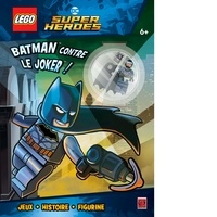 Lego - Lego DC Super Heroes - Batman contre le Joker !.