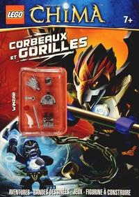 Lego - Lego Legends of Chima - Corbeaux et gorilles.