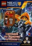 Lego - Lego Nexo Knights - L'attaque du monstre de pierre !.