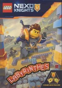 Lego et  Ameet - Lego Nexo Knights - Labyrinthes.