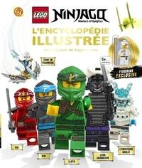 Lego Ninjago, lencyclopédie illustrée - Avec une figurine exclusive.pdf