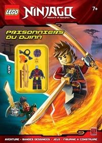Téléchargement livre audio ipod Lego Ninjago  - Prisonniers du djinn par Lego
