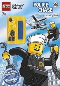 Lego - Lego Police Chase Activity Book.