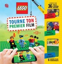 Lego - Tourne ton premier film Lego - Avec 36 pièces Lego et 6 arrière-plans panoramiques.