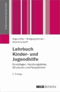 Lehrbuch Kinder- und Jugendhilfe - Grundlagen, Handlungsfelder, Strukturen und Perspektiven.