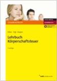 Lehrbuch Körperschaftsteuer.