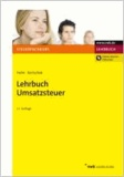 Lehrbuch Umsatzsteuer.