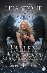 Leia Stone et Annabelle Blangier - Première année - Fallen Academy, T1.