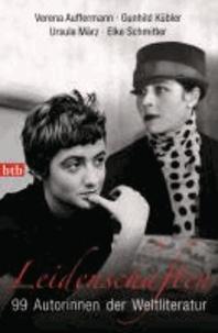 Histoiresdenlire.be Leidenschaften - 99 Autorinnen der Weltliteratur Image