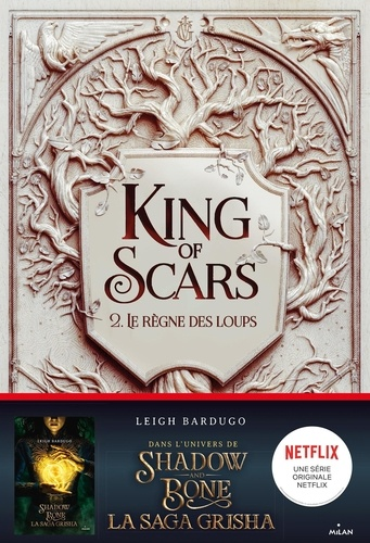 King of Scars 2. King of Scars, Tome 02 - Le... de Leigh Bardugo - Livre -  Decitre