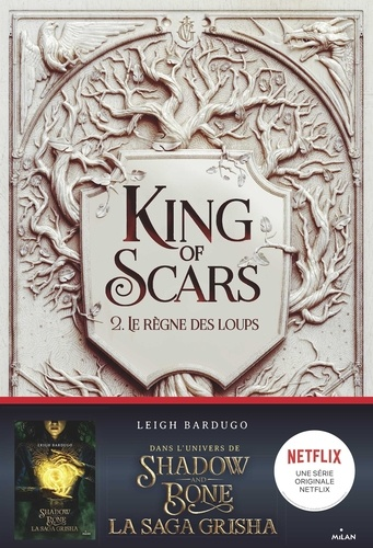 King of Scars, Tome 02 - Format ePub - 9782408029401 - 12,99 €