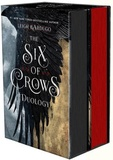 Leigh Bardugo - Six of Crows Tomes 1 et 2 : Six of Crows ; Crooked Kingdom - Duology, coffret en 2 volumes.