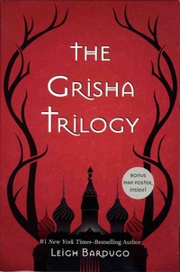 Era-circus.be The Grisha Trilogy - Three Volumes Set : Book One, Shadow and Bone ; Book Two, Siege and Storm ; Book Three, Ruins ans Rising. Bonus Map Poster Inside! Image
