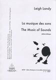 Leigh Landy - La musique des sons - Edition bilingue français-anglais.