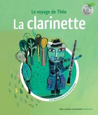 Leigh Sauerwein et Thierry Pécou - La clarinette - Le voyage de Théo. 1 CD audio