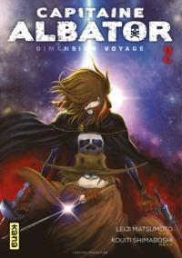Leiji Matsumoto - Capitaine Albator - Dimension voyage Tome 2 : .