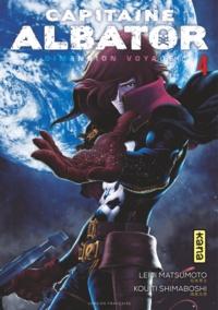 Leiji Matsumoto et  Kouiti Shimaboshi - Capitaine Albator Dimension Voyage - Tome 4 - Capitaine Albator - Dimension Voyage T4.