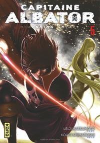 Leiji Matsumoto et Kouiti Shimaboshi - Capitaine Albator - Dimension voyage Tome 5 : .