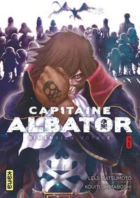 Leiji Matsumoto et Kouiti Shimaboshi - Capitaine Albator - Dimension voyage Tome 6 : .
