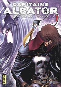 Leiji Matsumoto et Kouiti Shimaboshi - Capitaine Albator - Dimension voyage Tome 7 : .