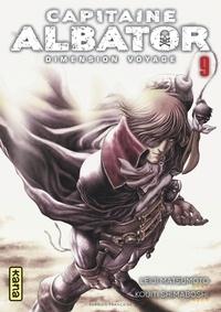 Leiji Matsumoto et Kouiti Shimaboshi - Capitaine Albator - Dimension voyage Tome 9 : .