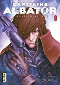 Leiji Matsumoto - Capitaine Albator - Tome 8 - Dimension Voyage.