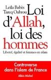 Leïla Babès et Leïla Babès - Loi d'Allah, loi des hommes - Liberté, égalité et femmes en Islam.