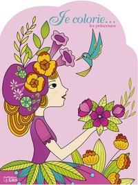Leïla Brient - Je colorie... les princesses.