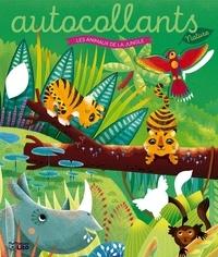Leïla Brient - Les animaux de la jungle.