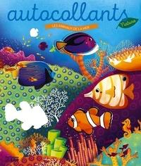 Leïla Brient - Les animaux de la mer.