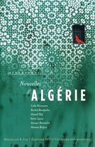 Leïla Marouane et Rachid Boudjedra - Nouvelles d'Algérie.