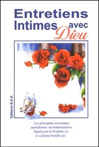 Entretiens intimes avec Dieu - Leila Sourani |