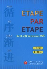Goodtastepolice.fr Etape par étape - De A2 à B2 du nouveau HSK Image